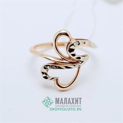 Кольцо из золота 2,3 гр.