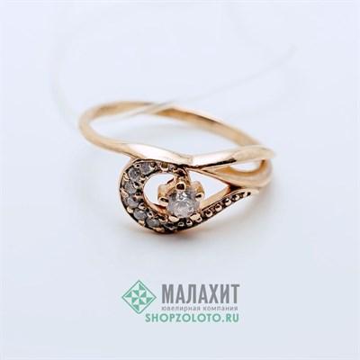Кольцо из золота 1,91 гр., 16 размер