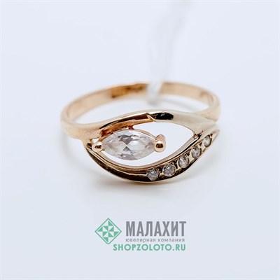 Кольцо из золота 1,51 гр., 15,5 размер
