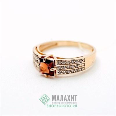 Кольцо из золота 2,49 гр., 17 размер