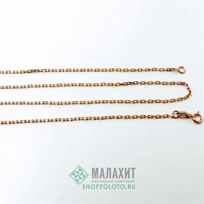 Цепь из золота 2,48 гр., 50 размер