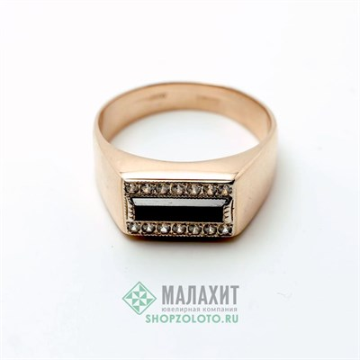 Кольцо из золота 5,92 гр., 20,5 размер