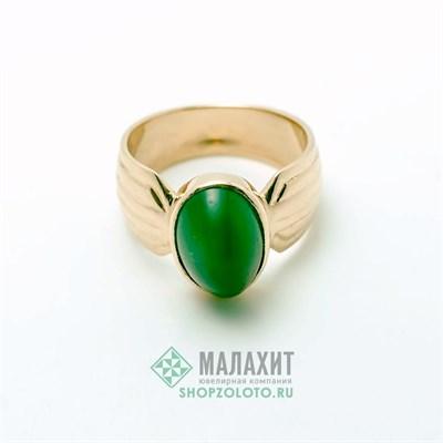 Кольцо из золота 6,4 гр., 17 размер