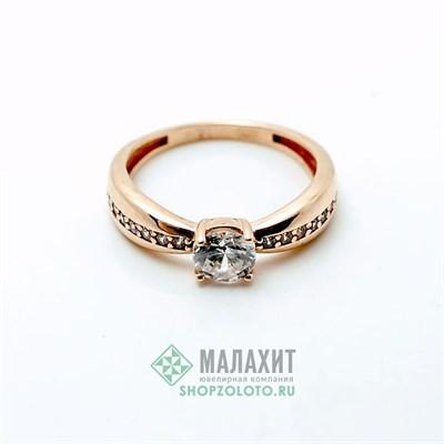 Кольцо из золота 2,35 гр., 16 размер
