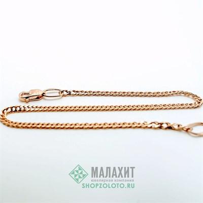 Браслет из золота 1,8 гр., 18 размер