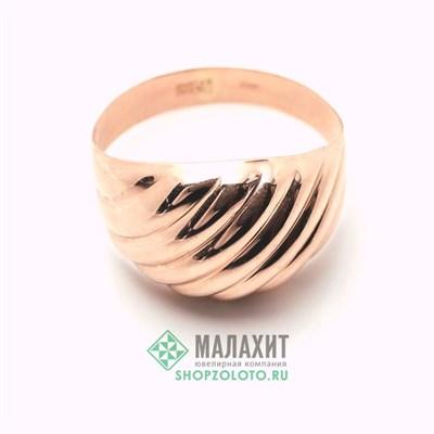 Кольцо из золота 1,66 гр., 18 размер