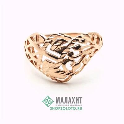 Кольцо из золота 3,03 гр., 20,5 размер
