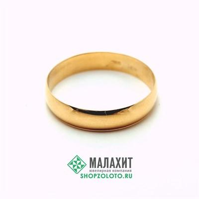 Кольцо из золота 3,25 гр., 22 размер