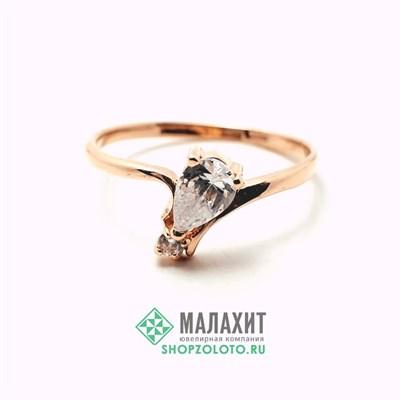 Кольцо из золота 1,45 гр., 16,5 размер