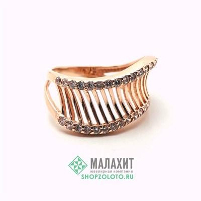Кольцо из золота 3,09 гр., 16,5 размер