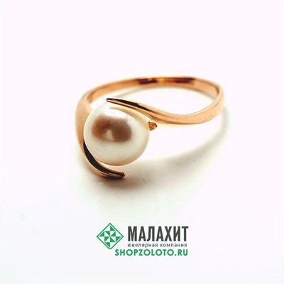 Кольцо из золота 2,81 гр., 18,5 размер