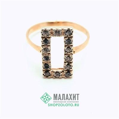 Кольцо из золота 2,47 гр., 17 размер