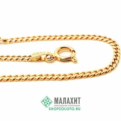 Браслет из золота 2,68 гр., 21 размер