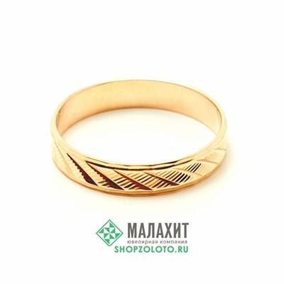 Кольцо из золота 1,57 гр., 17,5 размер