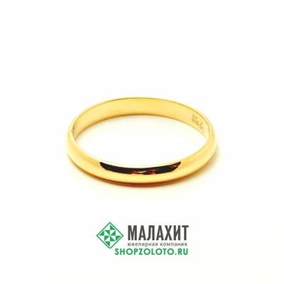 Кольцо из золота 1,77 гр., 16,5 размер