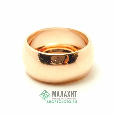 Кольцо из золота 8,31 гр., 19 размер