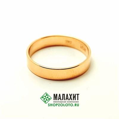 Кольцо из золота 2,41 гр., 17,5 размер