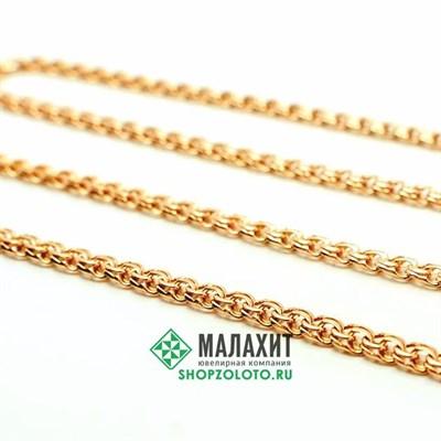Цепь из золота 9,25 гр., 45 размер